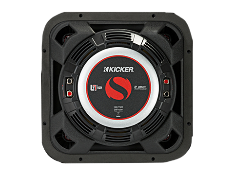 Kicker 46L7T124 12 inch Solo-Baric L7T 4 Ohm Subwoofer - Each