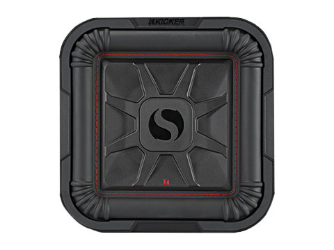 Kicker 46L7T102 10 inch Solo-Baric L7T 2 Ohm Subwoofer Each