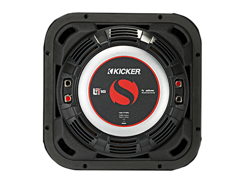 Kicker 46L7T104 10 inch Solo-Baric L7T 4 Ohm Subwoofer Each