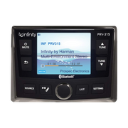 Infinity PRV-315 AM/FM Radio Receiver USB Port BT 200W Waterproof Marine Stereo