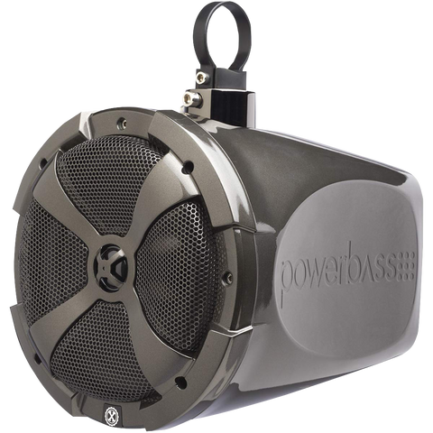 "Powerbass XL-POD8SR 8"" Short Range Speaker Pod"