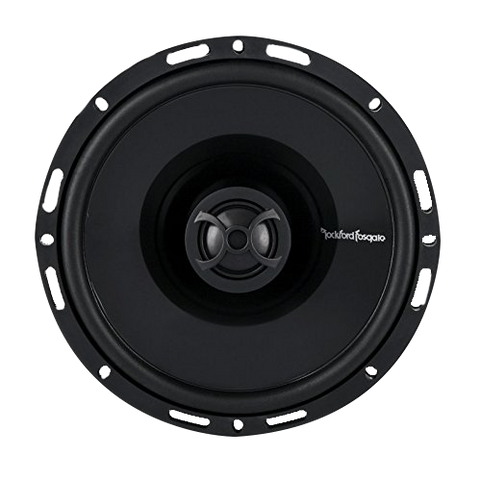 "Rockford Fosgate P1650 Punch 6.5"" 2-Way Full Range Euro Fit Compatible Speaker"