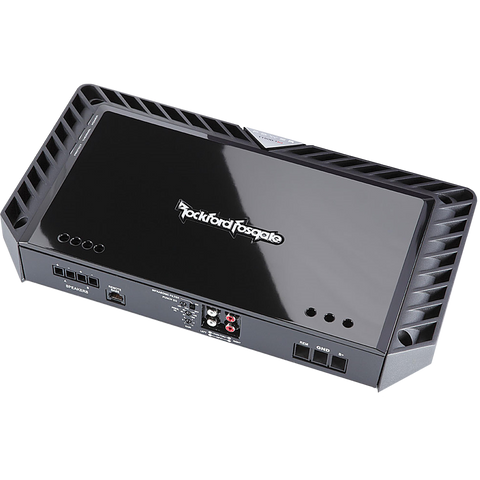 Rockford Fosgate T1500-1bdCP Power 1500 Watt Class-bd Constant Power Amplifier