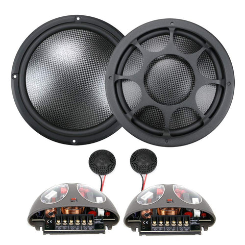 Morel Virtus Nano 602 Carbon 2-way Car Audio Component System