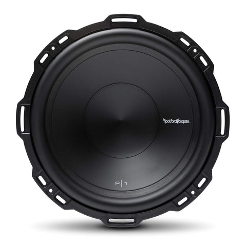 "Rockford Fosgate P1S4-12 Punch 12"" P1 4-Ohm SVC Subwoofer"