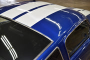 1965 Blue Ford Mustang GT-350 Clone