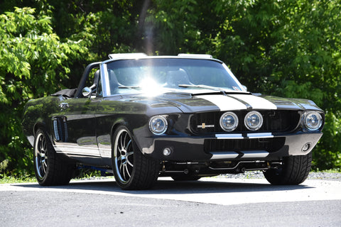1967 Ford Mustang Convertible GT-350