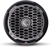 "Rockford Fosgate PM262B Punch Marine 6"" Full Range Element Ready Speakers Black (Pair)"