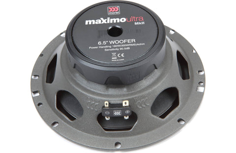 "Morel Maximo Ultra 603 6"" 3-Way Component System"