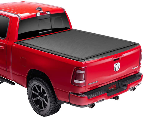 "Extang Xceed Hard Folding Truck Bed Tonneau Cover | 85425 | Fits 09-18, 19/20 Classic Dodge RAM 1500/2500/3500 5'7"" Bed"