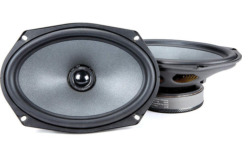 Morel Tempo Ultra Integra 6x9 Coaxial Point Source Speakers