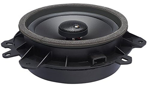 "PowerBass OE652-TY 6.5"" Coaxial OEM Toyota Replacement Component Speaker"