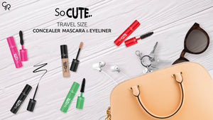 So Cute Full Body Volume Length & Curl Mini Mascara