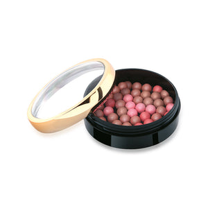 Silky and Shimmery Ball Blush
