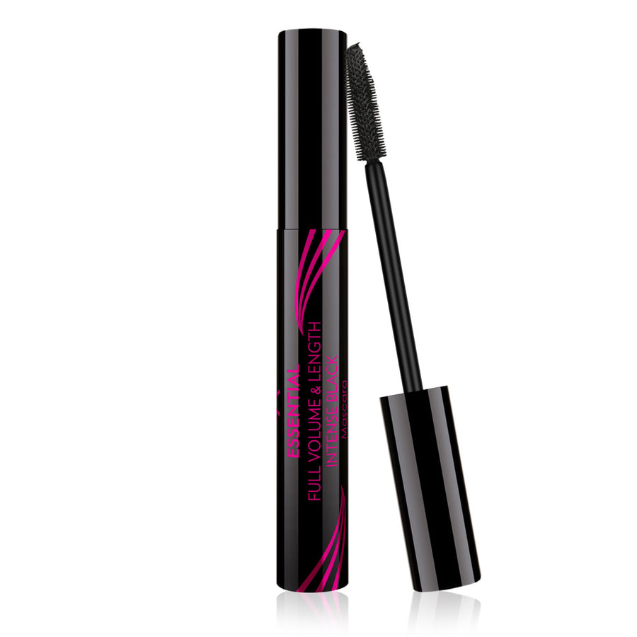 Essential Full Volume & Length Intense Black Mascara