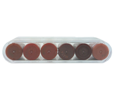 GR Long Wearing Velvet Matte Lipstick Minis 6 Piece Set #2