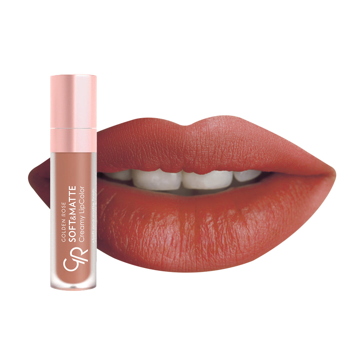 Soft  Matte Creamy Lip Color