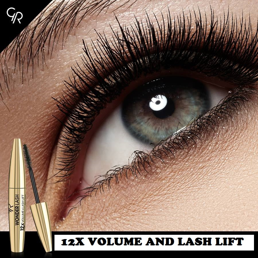 Wonder Lash Mascara 12x Volume & Lash Lift