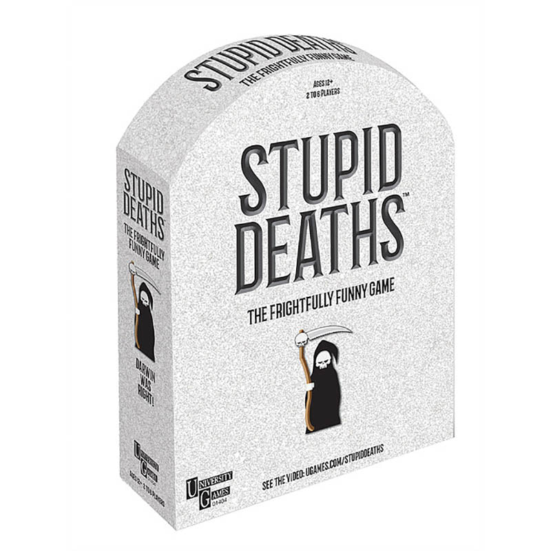 Stupid Deaths - The Frightfully Funny Game