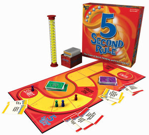 5 Second Rule - Think & Talk Fast