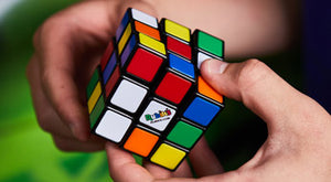 Rubiks Cube 3x3 - The Classic Cube