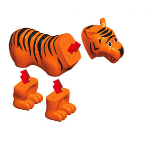 Magnetic Mix &  Match Animals