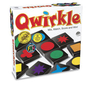 Qwirkle Game - A Clever & Fun game of matching by Colour or Shape