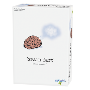 Brain Fart Party Game - Silence is Deadly