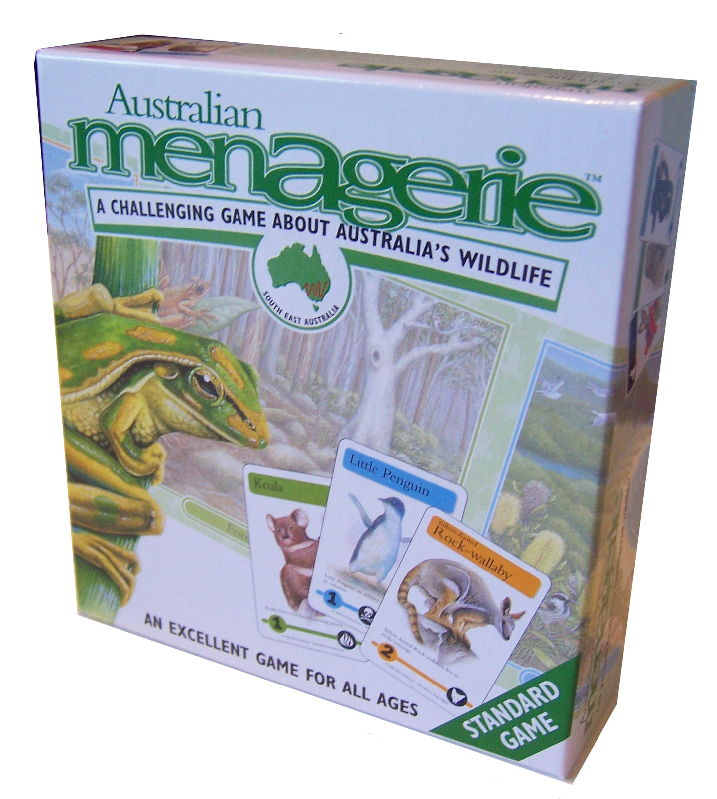 Australian Menagerie - Wildlife Game