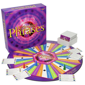 Articulate Phrases - The Fast Talking Description Game with Phrases