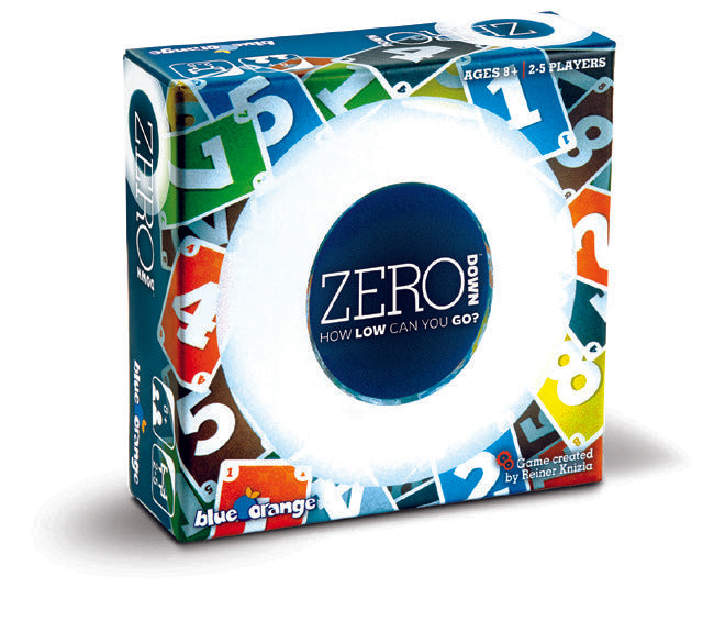 Zero Down - Card Game