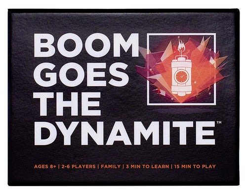 Boom Goes the Dynamite - Maths Game