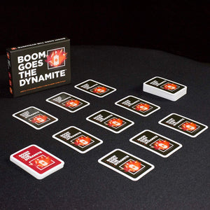 Boom Goes the Dynamite Maths Game