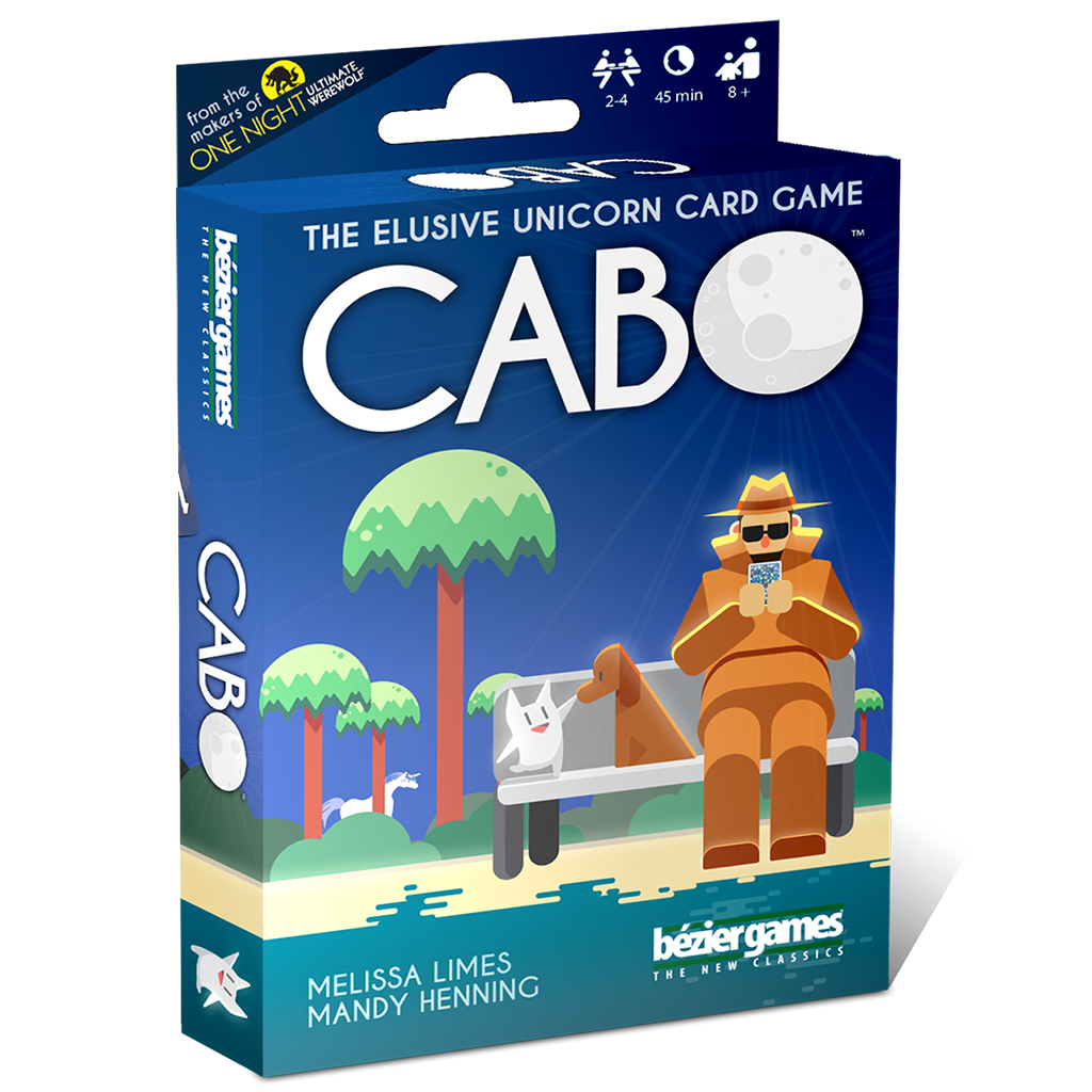 Cabo - The Elusive Unicorn Card Game
