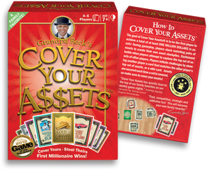 Cover Your Assets - First Millionaire Wins!