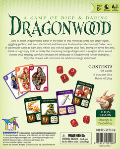 Gamewright - Dragonwood