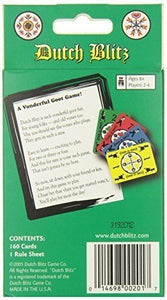 Dutch Blitz - Card Game