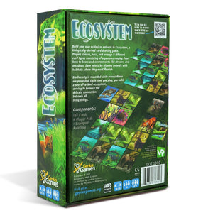 Ecosystem - A Biologically-Derived Card Drafting Game