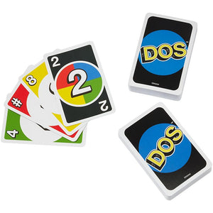 DOS Card Game - The Worlds #2 Card Game