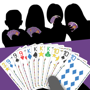 Five Crowns - The 5 Suited Rummy Style Card Game