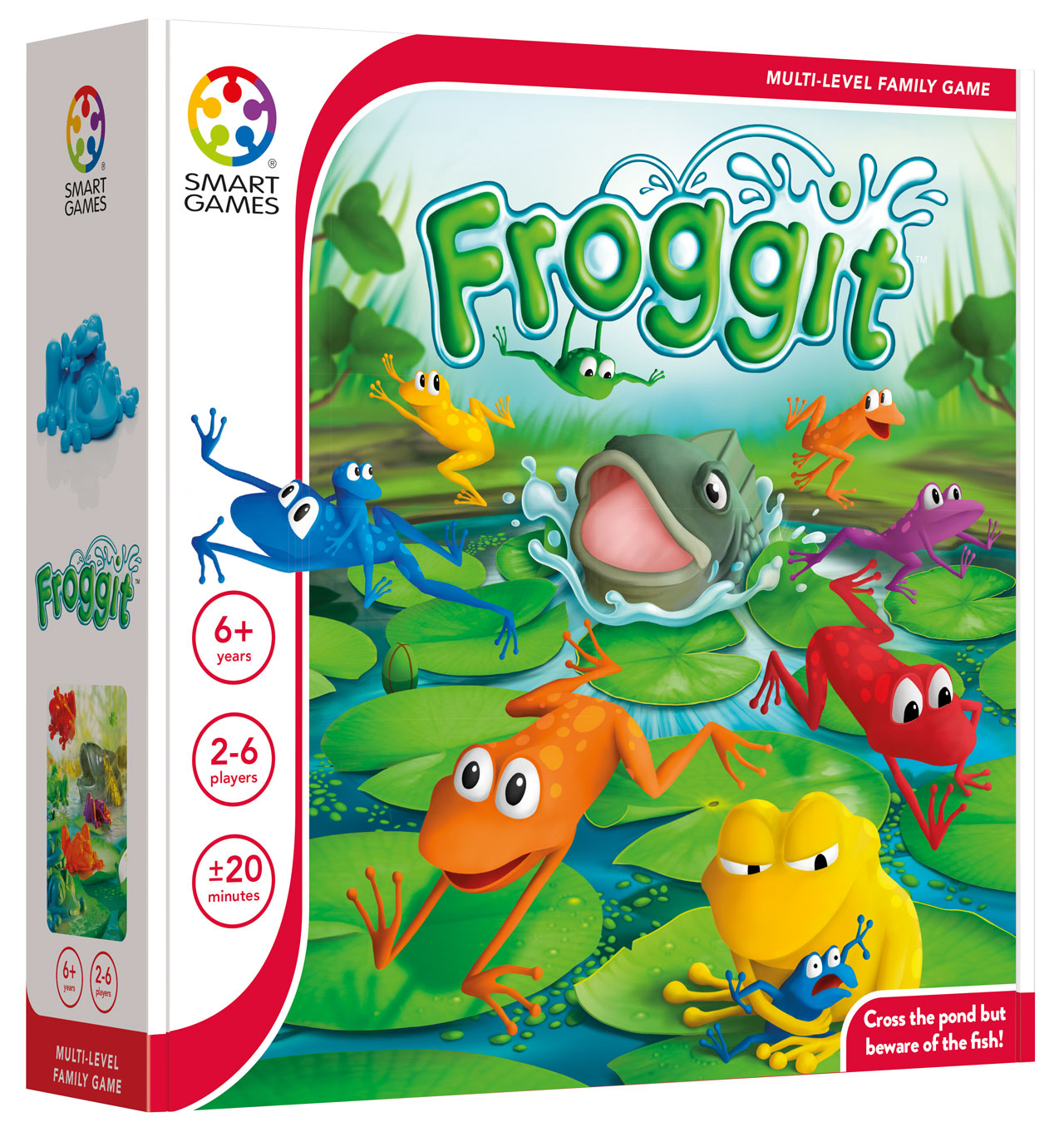 Smart Games - Froggit Game