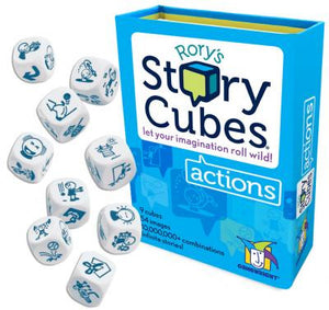 Rory's Story Cubes Actions - Let Your Imagination Roll Wild