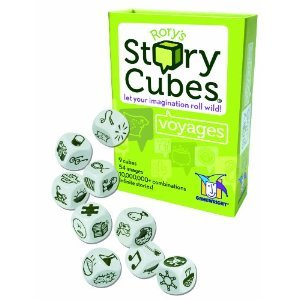 Rory's Story Cubes Voyages - Let Your Imagination Roll Wild