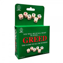 Load image into Gallery viewer, Greed - The Classic Dice Game of All or Nothing