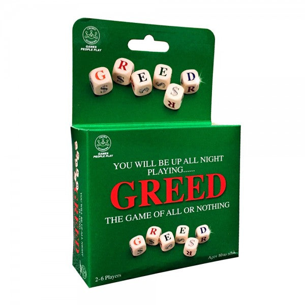 Greed - The Classic Dice Game of All or Nothing