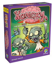 Load image into Gallery viewer, Hungry Game - Zombie Card Game