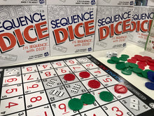 Load image into Gallery viewer, Sequence Dice - It's Sequence with Dice