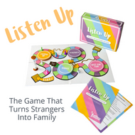 Listen Up - A Fun Game of Conversation and Connection
