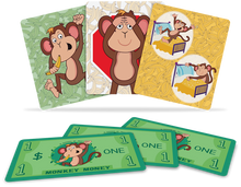 Load image into Gallery viewer, Hoyle - Monkey May I Card Game