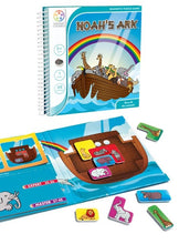 Load image into Gallery viewer, Smart Games - Noah's Ark Magnetic Travel Game